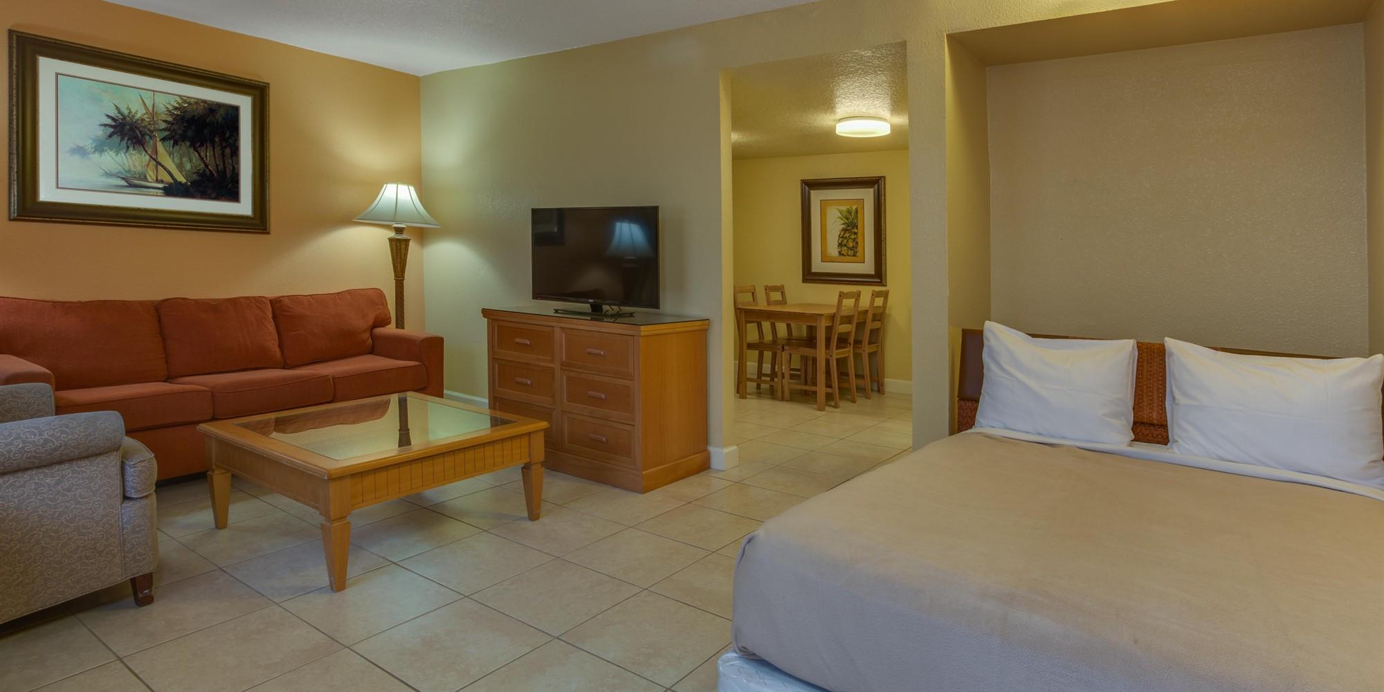 7 nights in orlando timp travel for Hotel para cuatro personas